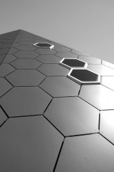 Hexagon Windows by Rolekved