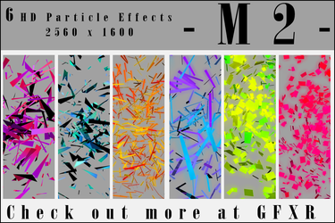 -M2- Particle Effects Pack 1 by mmaatt2