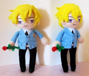 Tamaki Suoh - Ouran High School Host Club by Squisherific