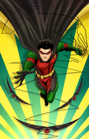 Robin - JT by 0theghost0