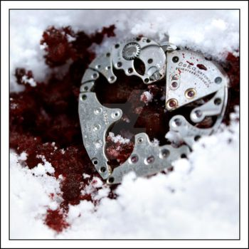 Love In Cold Blood by Autopsyrotica-Art