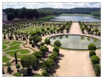 Garden of Versaille by Grinzi