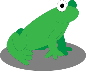 Day 9 - Frog by Arkholt