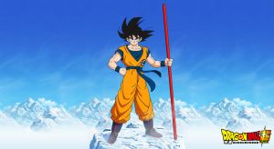 Dragon Ball Super Movie's New Visual by CELL-MAN