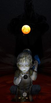 Motherland Chronicles #22 - demiurge dad by tobiee