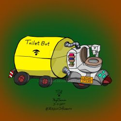 ToiletBot by Whooogo