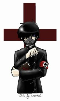I AM NOT A NEO-NAZI by kaieru