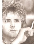 Roger Taylor by neumii