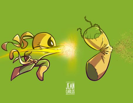 Iron Fist by ilustrajean