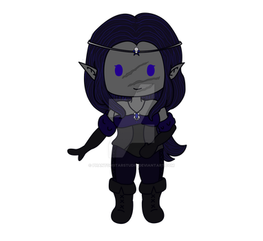 Mythic chibi by PhantomStarStudio