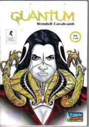 Quantum Comic Book By Wendellcavalcanti by miguelrude
