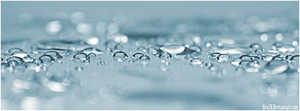 water drops by Gex78
