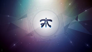 Fnatic 3.0 Wallpaper Logo - League of Legends by Aynoe