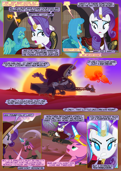 The Pone Wars 5.17: Civility and Decorum by ChrisTheS