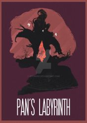 The Many Faces of Cinema: Pan's Labyrinth by Hyung86