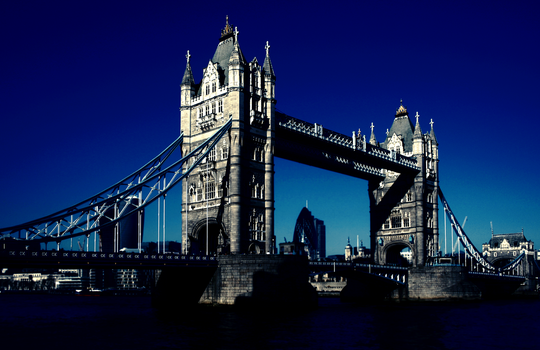 Tower Bridge by 2ndKeeper