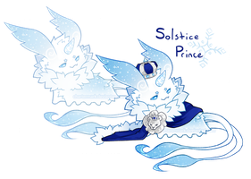 [CLOSED] Pacadvent - Solstice Prince by chartermark
