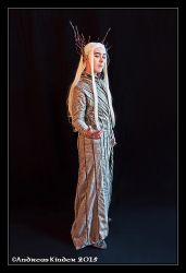 The Hobbit: Thranduil by Wanderkitsun3