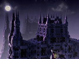 Witch's Castle by marijeberting