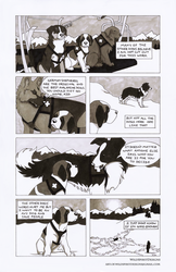 Whiskey The Avalanche Dog Comic - Page 2 by WildSpiritWolf
