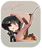 Chocolate Fondue by NIEKAORI