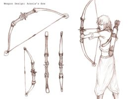 The Between: Arania's Bow by Lunaromon