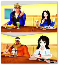 Double Date by ShannaHeart