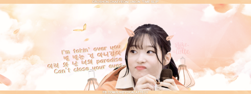 051017 \\\ QUOTES /// CHAEYEON by HonHonnie-93