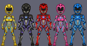 Power Rangers Movie 2017 by ThatsSoHaydn