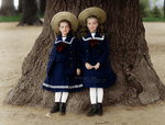 Little Sailors Beneath the Tree by MissyLynne