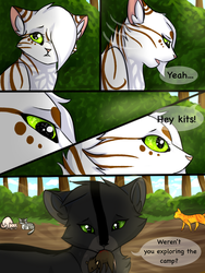 Featherleaf's story p.26 - Chapter 1 by melo3001