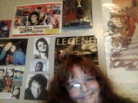 Me And My Picture Wall by MandyB82