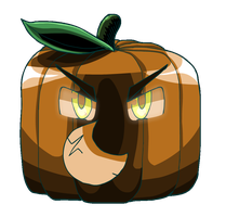 Pumpkin by DynoStorm