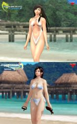 10 Years of DOAX2 and DOAX3 - Kokoro by AVGNJr1985