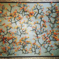Leaves for Baldron Coldporcelain Dragon canopy by Redefined-Studios