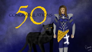 Fan Art - Genesis Avalon 50th Episode by mrdjh