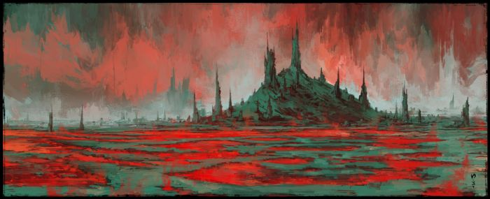 Blood Lakes by ChrisCold