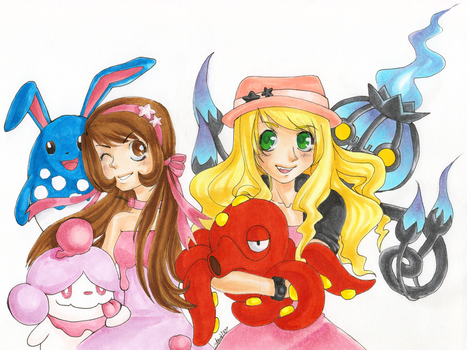 X and Y Adventures by Otp