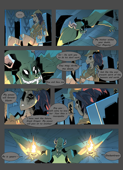 Rise of the Dreaded Dragon Sorcerer-pg.10 by TheUnisonReturns
