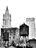 Water Towers by FiroTechnics