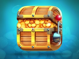 Treasure Chest by Icondesire