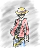 Luffy by TimTam13
