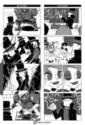 PL Anthology Bouquet to the Future - P7 by zillabean