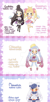 PokeMagica*PSYCHIC Adopts (OPEN)(PAYPAL) new price by Hacuubii