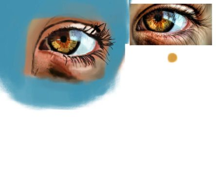 Hazel Eye study Finished by HApPIE-GIRApHIE