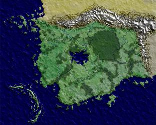 Blank fantasy map resource by shad-brooks