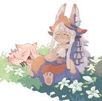 made in Abyss by anish1011