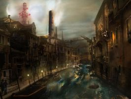Steam Venise by Nixios