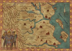 Crysalian Empire by Sapiento