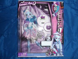 Monster High Ghouls Rule Abbey by Mayux